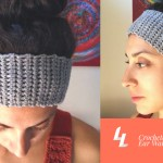 Crocheted Headband Celebration!